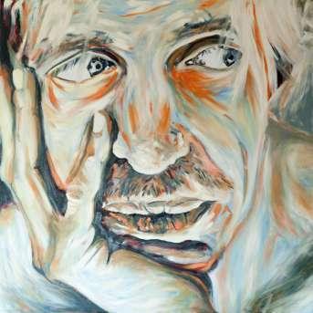 Olieverfschilderij Maurice Engelen