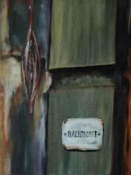 Olieverfschilderij Impressie van Gent_09