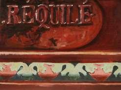 Olieverfschilderij Impressie van Gent_10