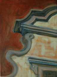 Olieverfschilderij - Impressie van Gent_03